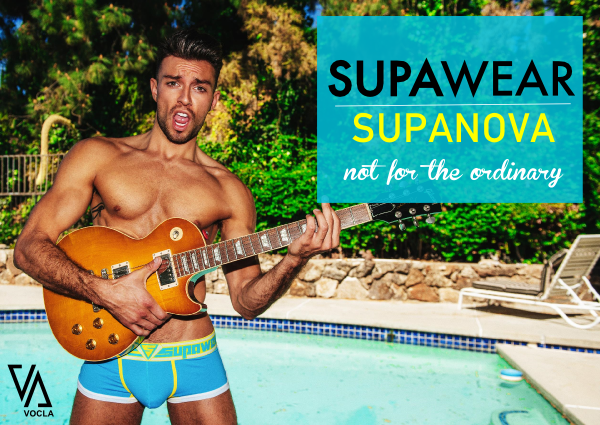 Supawear - Supanova underwear collection at VOCLA