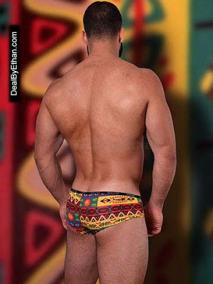 Doreanse underwear - Africa Naked brief