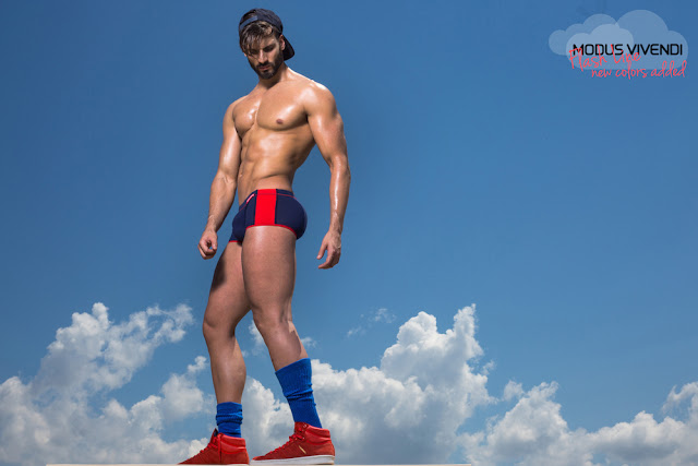 Modus Vivendi - Flash line underwear