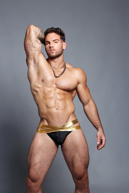 Gian Gianni swimwear at AlphaMaleUndies