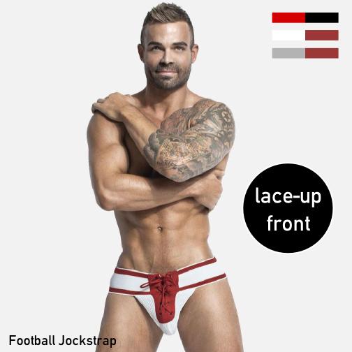 Jack Adam Athletic underwear at VOCLA