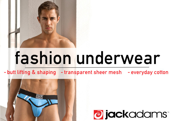 Jack Adams Fashion underwear