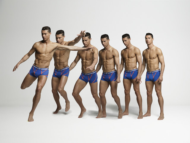 CR7 underwear FW15 collection