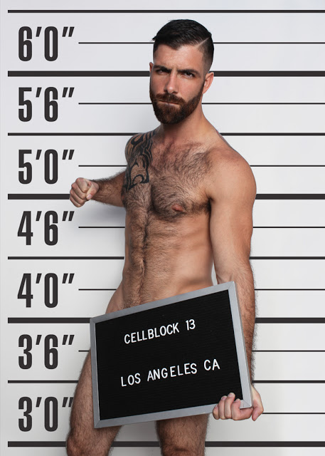 Joe Carrier by Timoteo Ocampo for Cellblock13