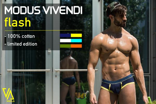The new Modus Vivendi Flash line now at Vocla