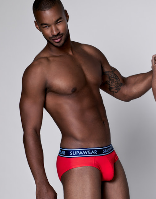 SUPAWEAR - SUPA-DURA underwear collection