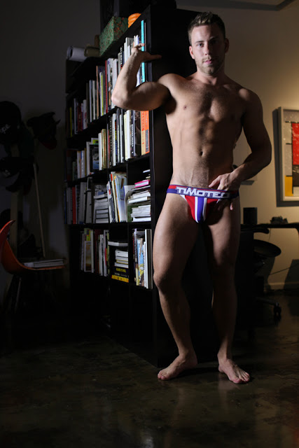 Bruin Collinsworth by Timoteo Ocampo for Timoteo Magnitude underwear