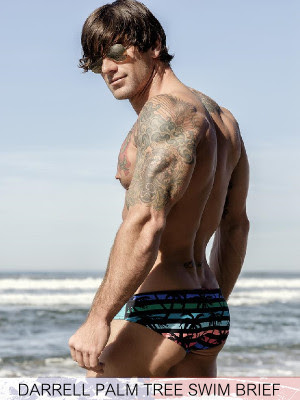 Darrell swimwear by Timoteo