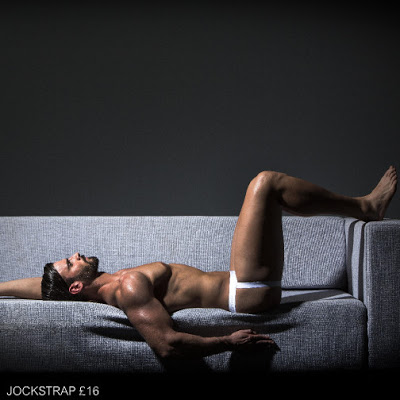 Abstract Lace underwear line by Modus Vivendi