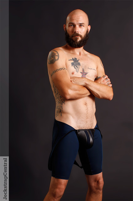 New Maskulo wrestling singlets at Jockstrap Central