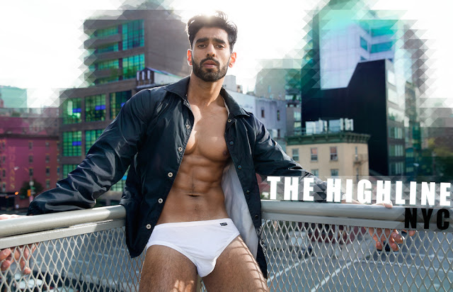 Ali Bukhari by Jarrod Carter - The Highline