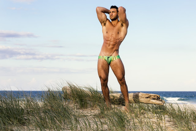 Daniel Kairouz by Russell Fleming for Marcuse swimwear Collection15