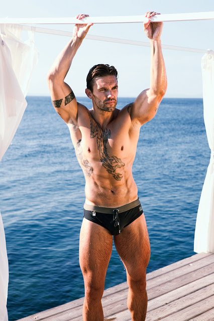 Marco for Alexander COBB swimwear collection