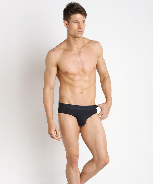 Emporio Armani - Gummed Eagle brief