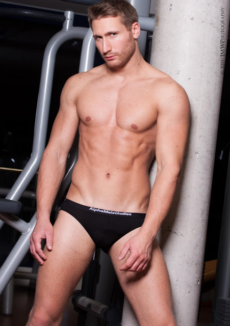 Mirko Urban by IMWPhotography for AMU underwear