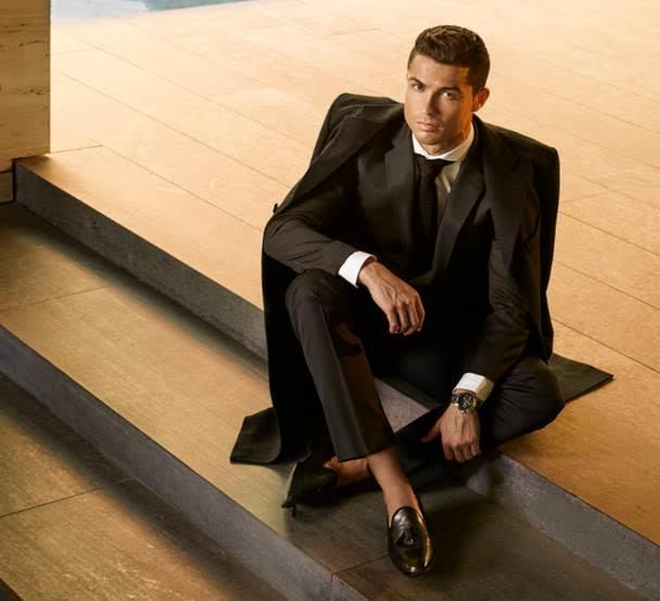 Cristiano Ronaldo - CR7 footwear F/W 2015 campaign