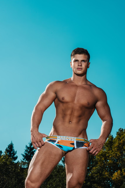 Ivan Gudkov by Serge Lee - Marcuse swimwear / underwear