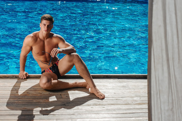 Ivan Gudkov by Serge Lee - Marcuse swimwear