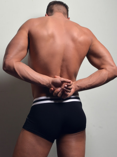 Eppureluca underwear - Francesco trunks