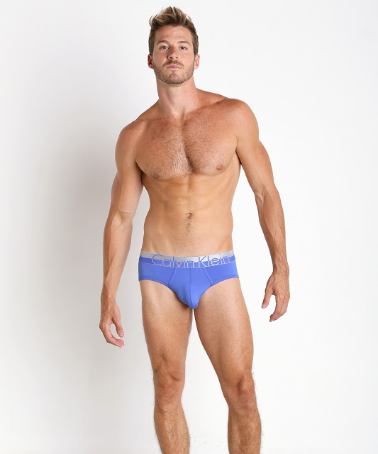 Calvin Klein - Magnetic Micro Hip Brief at International Jock