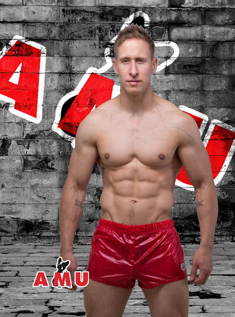 AMU Ripstop Nylon shorts