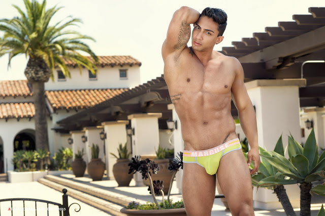 David Rest by Armando Adajar for Marcuse