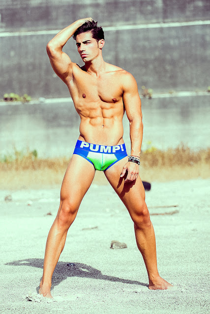Antonio Pino by Adrian C Martin for PUMP