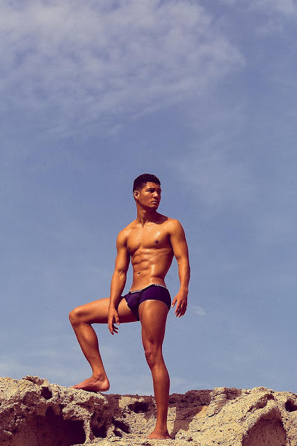Miguel and Emilio Francisco by Adrian C. Martin for AMU