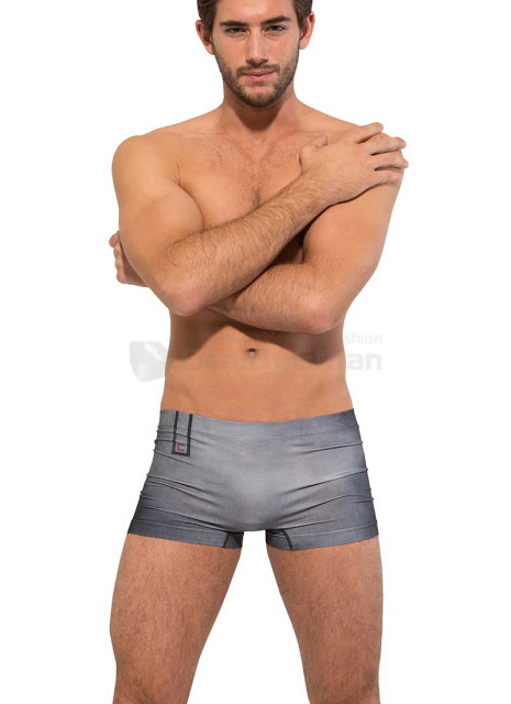 Croota - Foggy Princess HWY Boxer Briefs