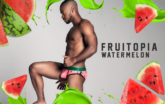SUPAWEAR Fruitopia Watermelon underwear