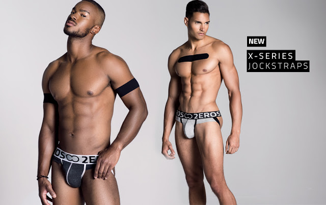 2EROS - X-Series underwear collection
