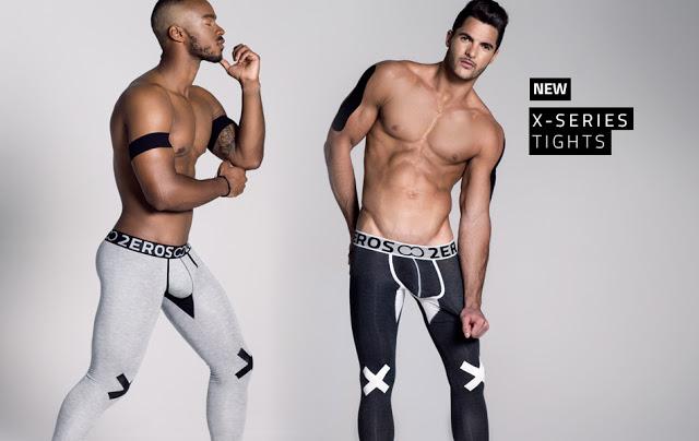 2EROS - X-Series underwear collection