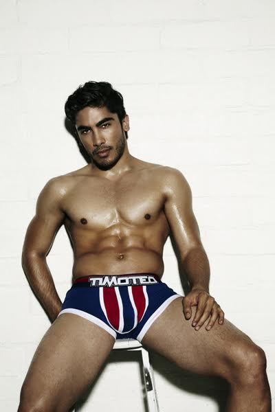 Dakota Adan By Allen Zaki for Timoteo underwear