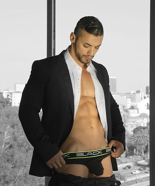 Andrew Christian - Black collection