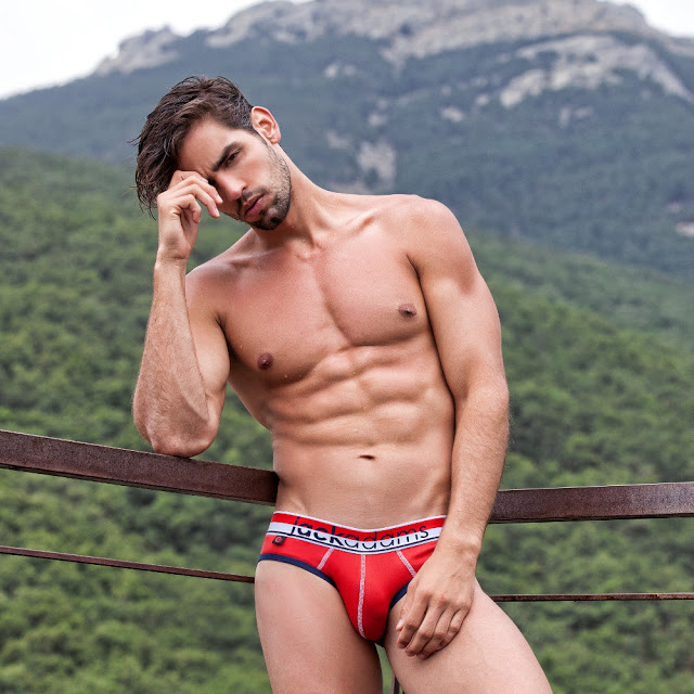 Jack Adams Athletica brief
