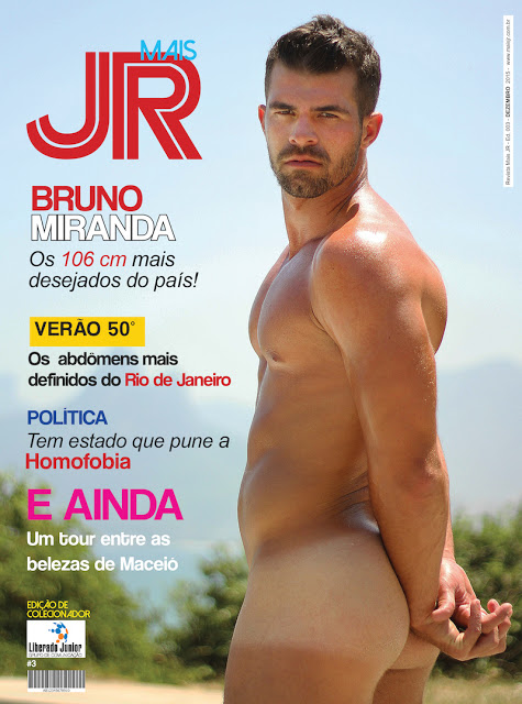 Mais Jr Magazine - issue 3 - cover