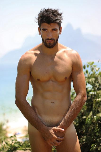 model Guilherme Stoliar by Binho Dutra