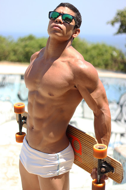 Model Thiago Brites by Binho Dutra