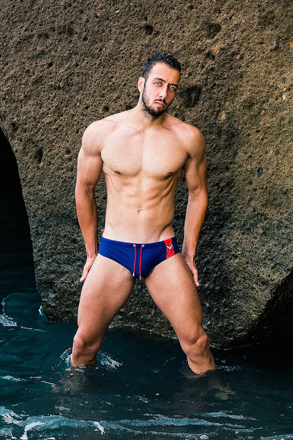 Jairo Sosa by Adrian C. Martin for 2EROS and SUPAWEAR