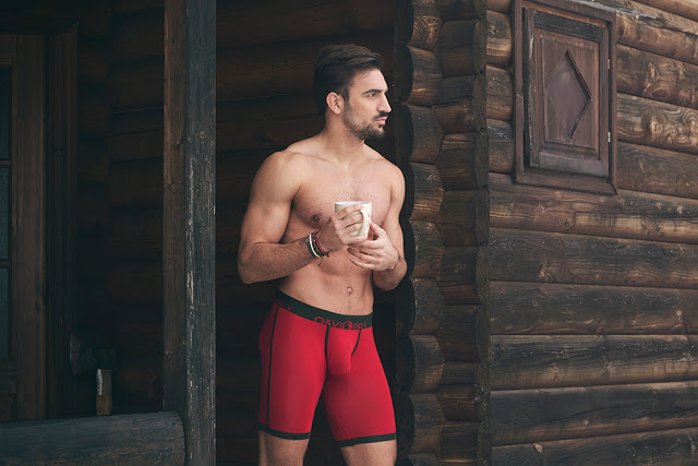 New Lumber collection of mens underwear by Obviously