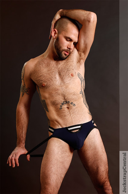 Raw Studio jockstrap on sale at Jockstrap Central