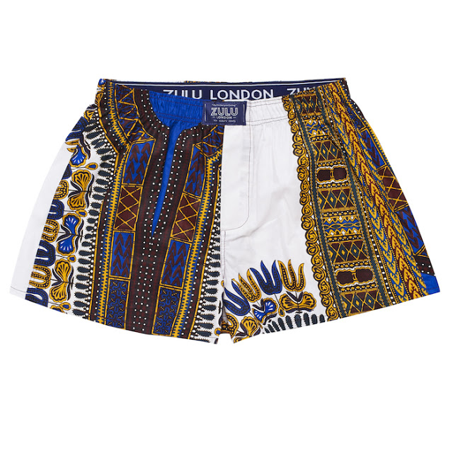ZULU LONDON underwear