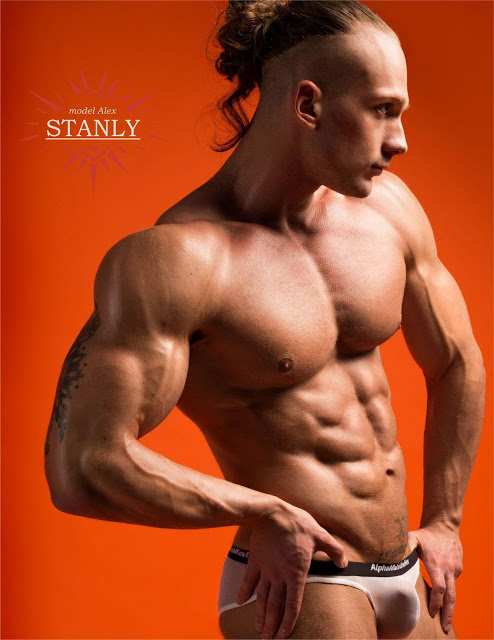 Aleksander Komelin by Stanly for AMU