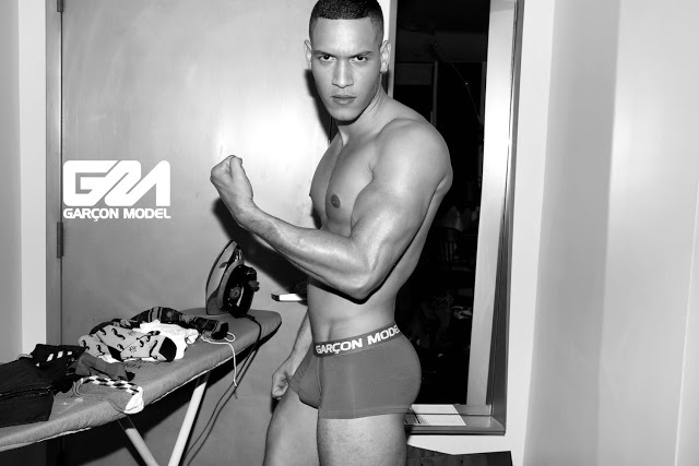 Garcon Model releases new Elite Sport collection