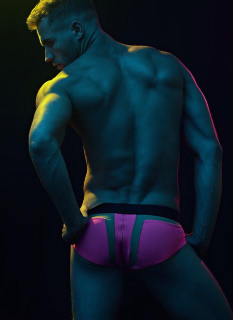 Marco Marco underwear campaign by Shaun Vadella