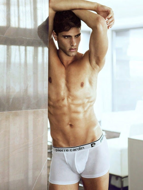 Fabio Mancini for Pierre Cardin underwear
