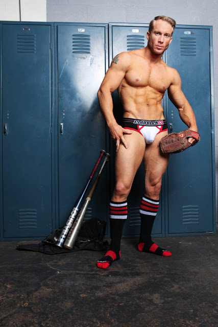 Kevin Williamson for CellBlock13 underwear