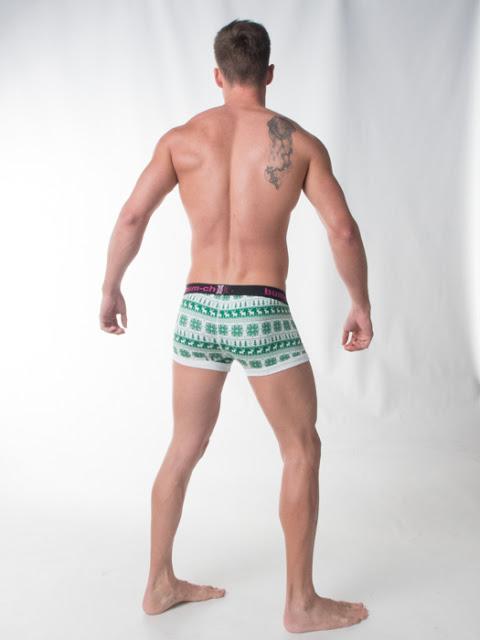 Bum-Chums Christmas Jumper underwear