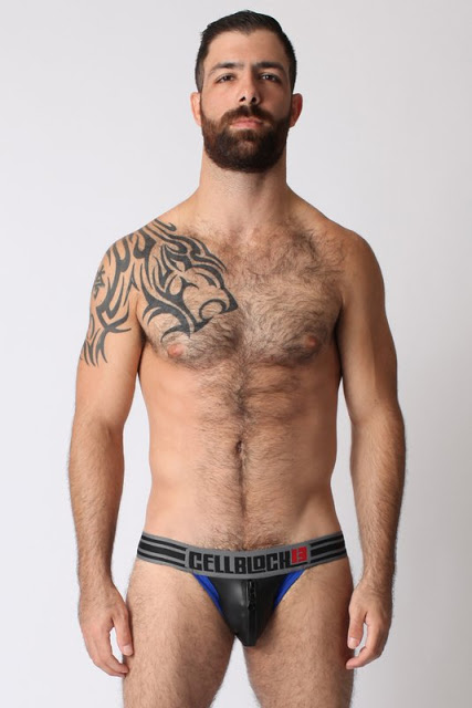 CellBlock 13 Liquid Skin Jocks