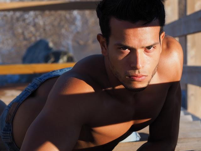 Model Gerard Vack